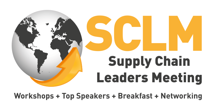 Logotipo Supply Chain Leaders Meeting